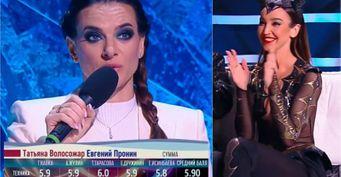 Даже номер пересняли: Исинбаева иорганизаторы «Ледникового периода» вытягивают Ольгу Бузову вфинал шоу
