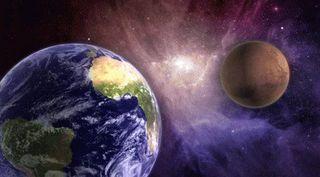 27 августа Марс на минимальное расстояние приблизится к Земле