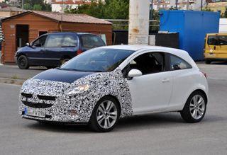 Opel Corsa нового поколения получит старую платформу