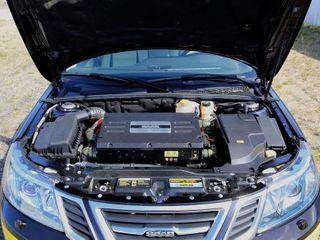 Электромобиль от Saab оказался достаточно медленным