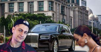 Бузова покоя недаёт: Дава купит Rolls-Royce Phantom за53млн рублей из-за Оли