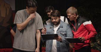 Шоу «Что было дальше?» приостановило съёмки из-за конфликта экс-главы Роскомнадзора ипродюсера Дусмухаметова