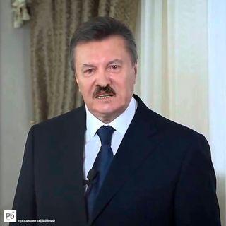 Усатый Янукович//Изображение: Богдан Процишин