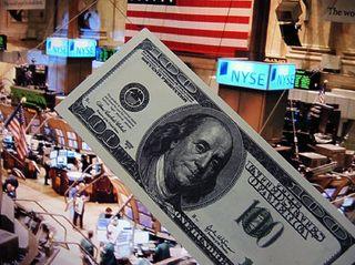Фото: Паника на фондовой бирже США, mk.ru