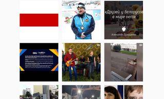 Instagram Андрея Скорохода теперь посвящён Лукашенко / Фото: Instagram / andreiskorohod