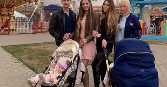 Мать Рапунцелей вспомнила об Оле после ухода Алены с «Дома-2»