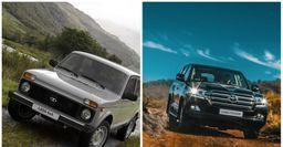 Три причины взять подержанный Toyota Land Cruiser 200 вместо новой LADA 4x4