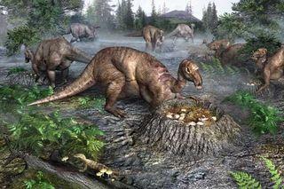 Ученые: метановые выделения архей были причиной Пермского вымирания