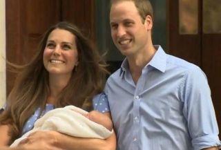 Кейт Миддлтон и принц Уильям впервые показали подросшего сына