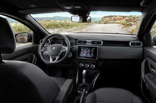 Фото: Салон Renault Duster II, источник: Renault