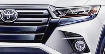 Это уже не«Крузак»: Новый Toyota Land Cruiser 300 показан нарендере