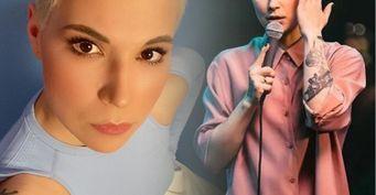 Пока Ахмедова вклинике, Яровицына— насцене. Звезда «Женского Стендапа» поборола комплексы изтяжелого детства