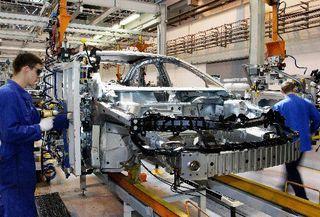 Завод Ford в Ленобласти остановит производство до 8 июня
