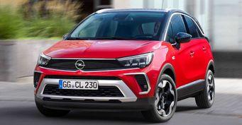«Слизали» у«АвтоВАЗа»: Анонсированный Opel Crossland получился клоном LADA XRay