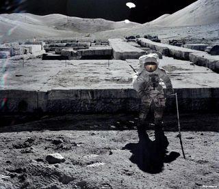 Россия будет бороться за плацдармы на Луне