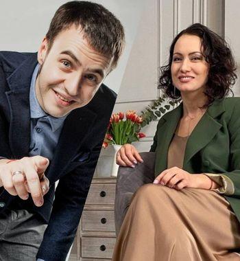 Иван Абрамов неприязненно отреагировал напоцелуй жены