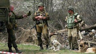 В Чечне открыли дело по факту подрыва БМП