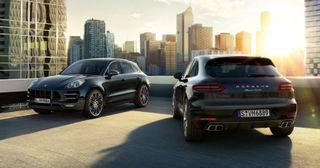 Porsche  объявил отзывную компанию модели Macan