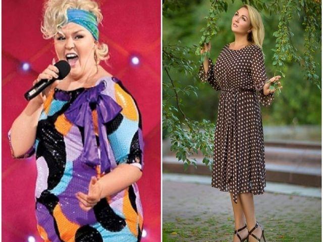 марина федункив похудела фото до и после