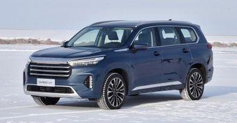 «Классное авто, ваши Крузаки в сторонке»: Новый Exeed VX от Chery обсудили в Сети