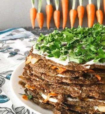 Печёночный торт со сливочным сыром: Современный подход к культовому рецепту
