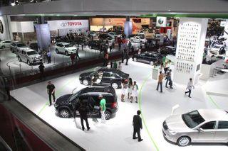 В Москве пройдёт открытие Международного автосалона