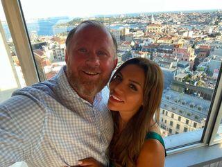 Ивлев с новой женой ЛеройФото: instagram.com/ivlevchef