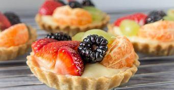 «Корзинка» с ягодами и фруктами - новый взгляд на популярное лакомство в СССР