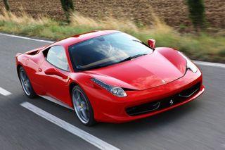 Ferrari презентует новый суперкар М458-Т в 2015 году