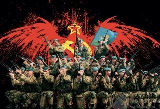 СССР / Красный террор / тоталитаризм / ВДВ