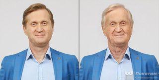 Как изменятся артисты шоу «Уральские пельмени» спустя 10-15 лет / Фото: pokatim.ru