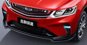 Заткнет за пояс Hyundai Creta и Renault Captur: Блогер высоко оценил новинку Geely SX11