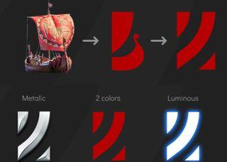 Варианты логотипов для «АвтоВАЗа». Концепты: Behance