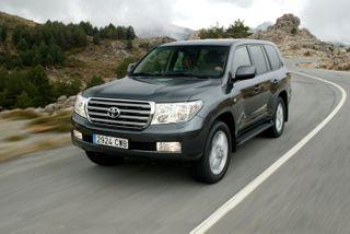 Toyota Land Cruiser 200, источник: Toyota