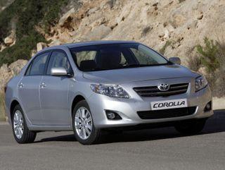 Фото: Toyota Corolla 2008 года, источник: Toyota