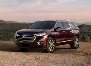 Chevrolet Traverse. Фото: GM