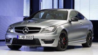 У Mercedes-Benz появится новая версия - С 450 AMG Spot