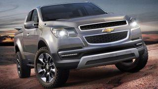 На Московском моторшоу Chevrolet представит новые внедорожники