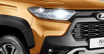 Ярче, чем Toyota RAV4: LADA Niva Travel показана вновых цветах