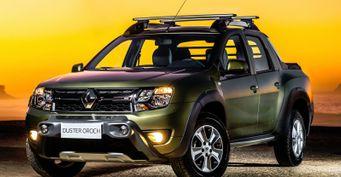Toyota иMitsubishi зарыдают: Пикап Renault Duster Oroch замиллион ждут вРоссии