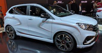 «АвтоВАЗ» начал серийное производство спортивной LADA XRay