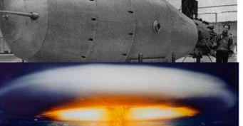 60 лет назад Россия взорвала мощнейшее ядерное оружие вистории