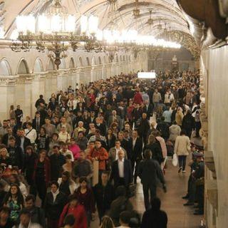Руководство метро Москвы  хочет поднять в 2 раза тарифы на проезд