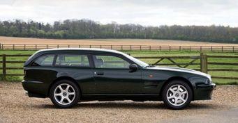 Купеобразный Aston Martin V8 Sportsman продадут на аукционе