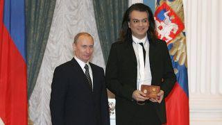 Владимир Путин и Киркоров Фото: YouTube