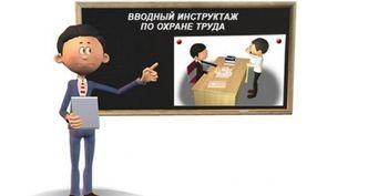 Кто проводит вводный инструктаж по охране труда