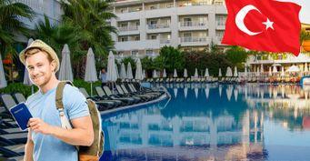5 звёзд для россиян: В Турции туристов бесплатно переселяют в дорогие отели