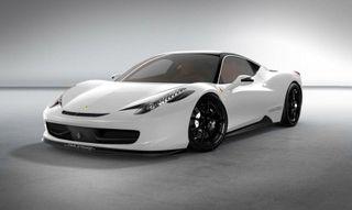 На Женевском моторшоу Ferrari презентует приемника суперкара 458 Italia