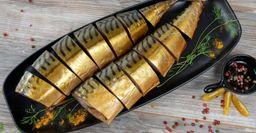 Копчение скумбрии на кухне: Натуральная рыба как из коптильни
