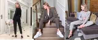 Кристина Асмус иинтерьеры бывшего дома Харламова / Фото: Instagram/asmuskristina